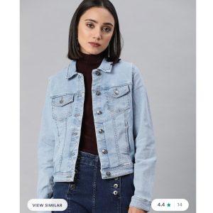 Luvera Blue Denim Jacket